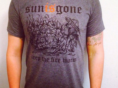 sunisgone - keep the fire warm main photo
