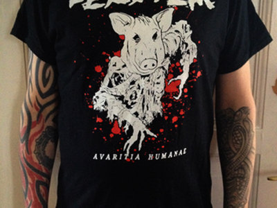 Avaritia Humanae T-shirt main photo