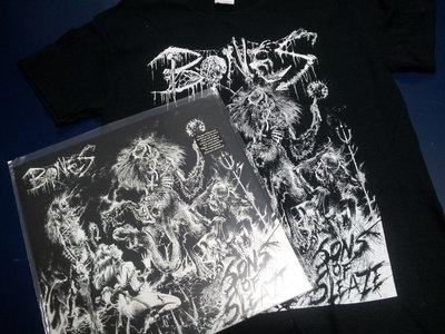 Sons of Sleaze LP/Shirt/Download main photo