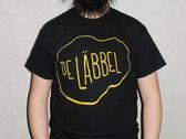 De Läbbel yellow logo shirt photo