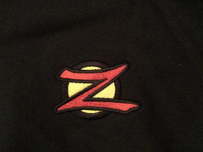 """Psychodelic Zombiez """"Z Logo"""" Black Hoodie main photo"""