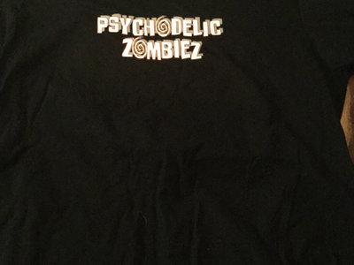 Men's Psychodelic Zombiez T-Shirt main photo