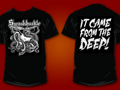 IT CAME FROM THE DEEP! Tee main photo