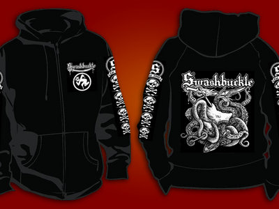 "SWASHBUCKLE ""Est. 2005"" Full Zip Hoodie main photo"