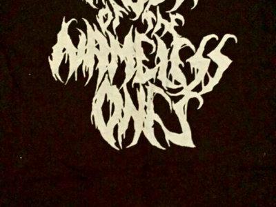 Order of the Nameless Ones - logo shirt main photo
