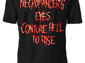 Eyes of the Necromancer T-Shirt photo
