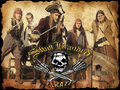 Skull Branded Pirates image