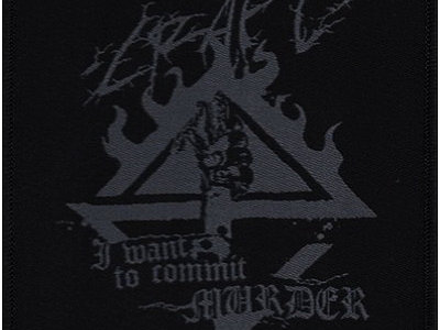 CRAFT - I want to commit Murder patch main photo