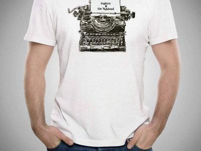 Fugitive & the Vagabond White T-Shirt main photo