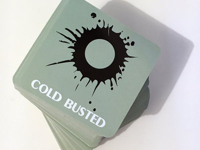 Cold Busted Sticker (2016) main photo