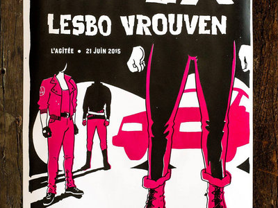 Lesbo Vrouven + The Ex Poster main photo
