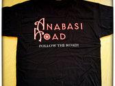 Anabasi Road T-shirt photo