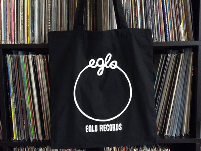 Eglo Records Tote Bags main photo