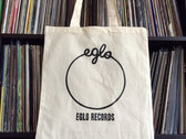 Eglo Records Tote Bags photo