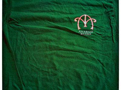 Green Anabasi Road T-shirt main photo