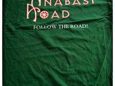 Green Anabasi Road T-shirt photo