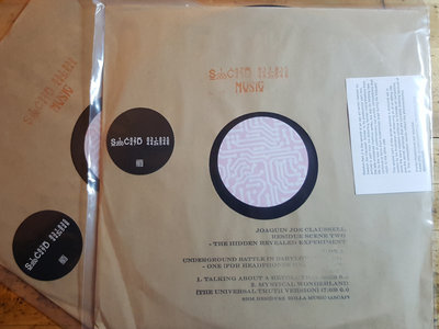 "Residue Part 2 - The Hidden Revealed Experiment - 12"" Vinyl main photo"