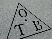 Hand Stamped OTB Logo T-shirt photo