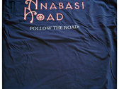 Blue Anabasi Road T-shirt photo