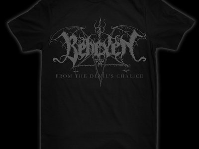 BEHEXEN - From the Devil's Chalice t-shirt main photo