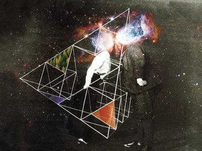 "Amethyst Cover Art Poster (17""x11"") main photo"