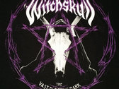 Witchskull -The Vast Electric Dark Pentagram Women's T-Shirt photo