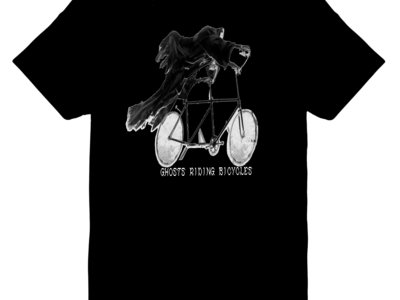 Ghosts Riding Bicycles Shirt main photo