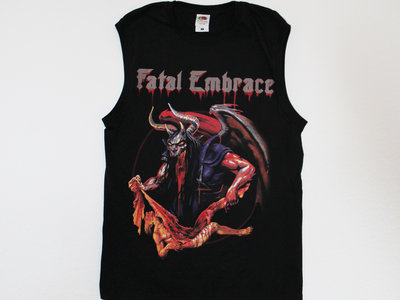 Slaughter To Survive - Record Release Massacre Muscle Shirt main photo