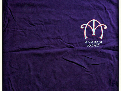 Purple Anabasi Road T-shirt main photo