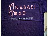 Purple Anabasi Road T-shirt photo
