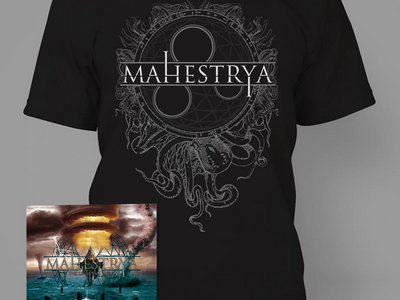 "Bundle T-Shirt Tentacule + CD ""The Undying Thing"" main photo"