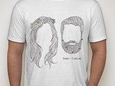 Beauty and the Beard T-Shirt photo