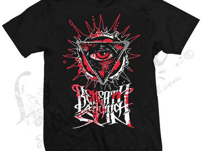 Illuminati Logo BADS T-shirt main photo
