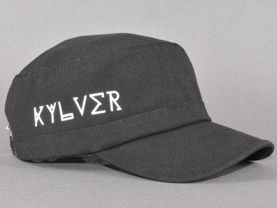 KYLVER Military Cap - Black main photo