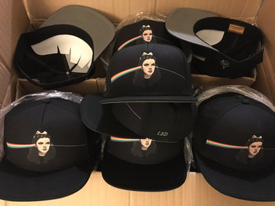 Official L.S.D Snapback Hats main photo
