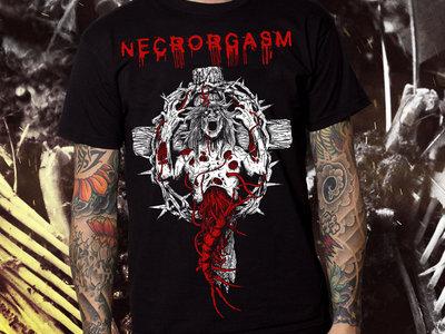Necrorgasm T-shirt main photo
