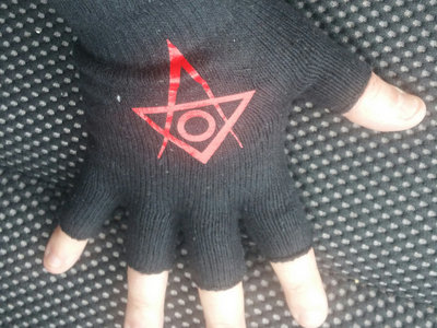 Fingerless AOD gloves main photo