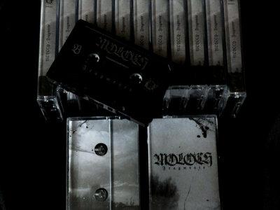 """""""Fragmente"""" cassette (Pro-Tape) main photo"""