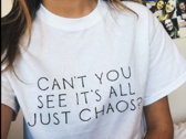 T- Shirt // 'Chaos' photo