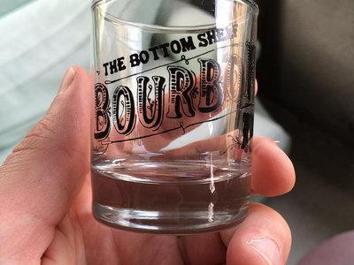 """The Bottom Shelf Bourbon Trio """"Shot"""" Glasses - SOLD OUT main photo"""