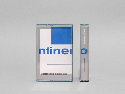 ANM022 Exoteric Continent — Continent Cassette main photo