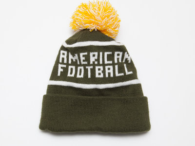 American Football Knit Hat main photo