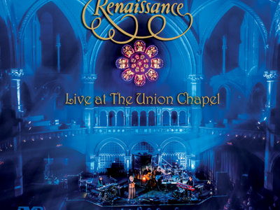 Live at the Union Chapel DVD signed by Annie Haslam main photo