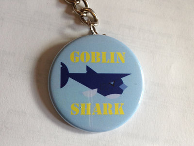 GOBLIN SHARK KEYCHAINS - DESIGN #2 main photo