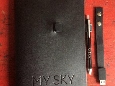 My Sky Poetry Journal main photo
