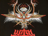 Alien Eagle T-Shirt Designed by Sam Ford photo