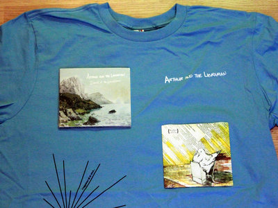 T-Shirt + CD Bundle main photo