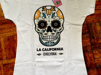 LA CALIFORNIA T-SHIRT (MUJER) main photo