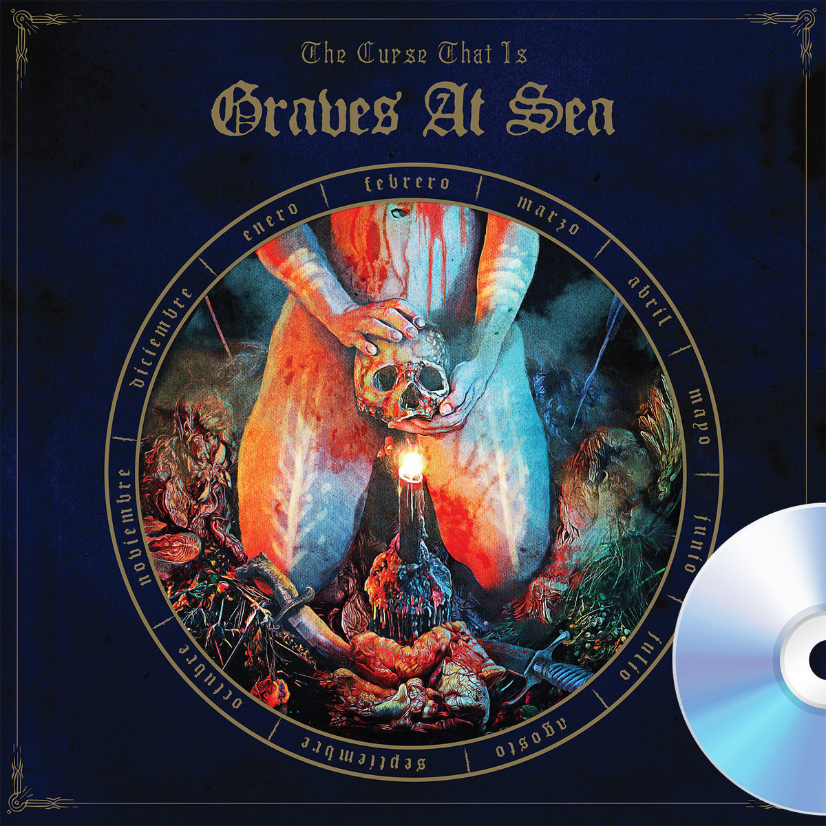 The Curse That Is | Graves At Sea