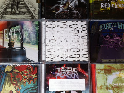 8-CD PACKAGE DEAL main photo